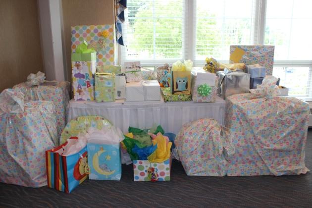 Presents on presents!
