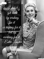 Image result for estee lauder the person