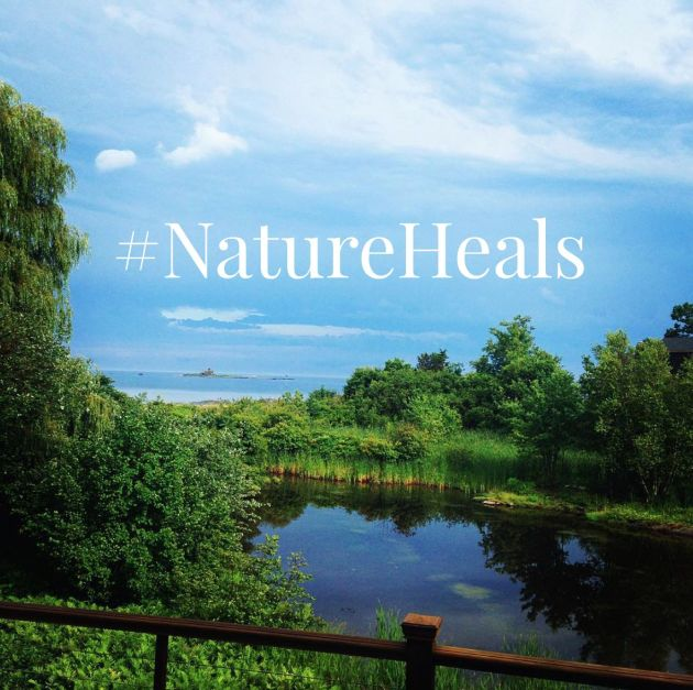 #natureheals