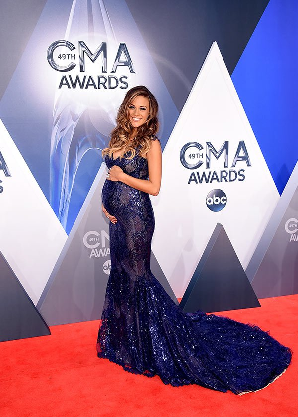 jana-kramer-cma-awards-2015-country-music-association